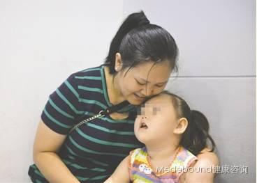 美联医邦接受CCTV采访,帮助三岁罕见病Rett综合征儿童寻求美国专家帮助